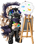Mysterious Painter