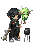 PansyParkinson_Slytherin's avatar