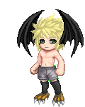 demonic devilhero