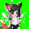 i iz a white wolf 's avatar