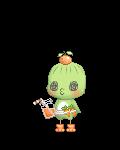 a green dood