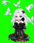 Black Emo Rose of Death