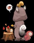 Lyndixie the Squirrel