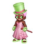Sir Pinky-Green