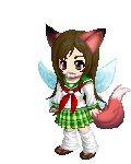 kagome _fox_Angel