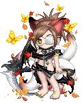 White Ookami Goddess