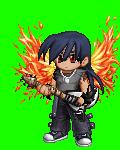 Kuru Ookami of Flame