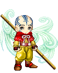 Avatar Aang the air nomad