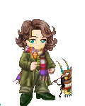 Tom Baker as The Doctor's avatar