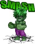 The Avenger Hulk