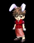 Gassy Vanilla the Rabbit