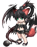 Demonic-fox emo