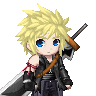 Cloud Strife FFVII-x's avatar