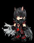 Kitty of the Crimson Mist