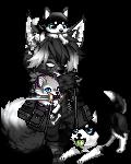 Winter white husky's avatar