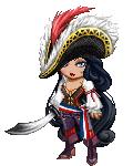 Snowdrop the Pirate