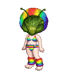Rainbow Obama