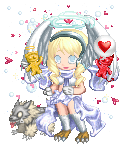 Petina who loves Kouga