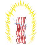 Super Saiyan Bacon